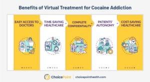 Telehealth Cocaine Addiction Treatment